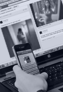 El peligro del sexting para los trabajadores y empresas