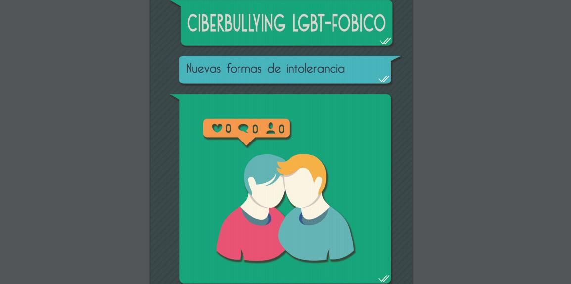 El ciberbullying a menores LGTBI
